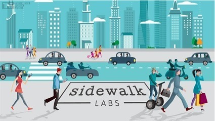 Alphabet's Sidewalk Labs Wants to Create New Smart Cities | Ville Numérique | Scoop.it