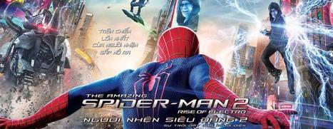 Người Nhện Siêu Đẳng 2 - The Amazing Spider-man 2 | Hoang Dinh | Scoop.it