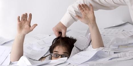 Burn-out : les patrons vont-ils devoir passer à la caisse ? | prévention RPS | Scoop.it