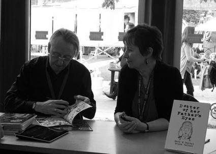 Edinburgh Book Festival: Mary and Bryan Talbot | Ladies Making Comics | Scoop.it