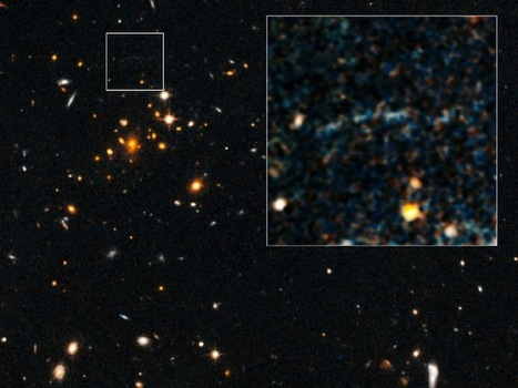Astronomers Discover Galaxy They Thought Couldn't Exist | Science is Cool! | Scoop.it