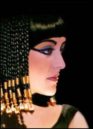 MAQUILLAJE EGIPCIO - HISTORIA DEL MAQUILLAJE | Noelia Solano Fotomaq | Entre lo funcional y la elegancia | Scoop.it