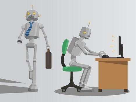 Quel est l'impact des robots sur les destructions et créations d'emplois ? | Digital by @unpeudeblabla | Scoop.it