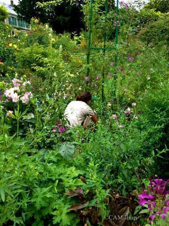 Travel: The Private World of Monet's Garden at Giverny - The Spokesman Review (blog) | Gardening is more than Digging the Dirt | Scoop.it