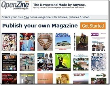 8 Applicazioni per Creare Pubblicazioni Digitali Multimediali Interattive | Tracce Web | l | Scoop.it
