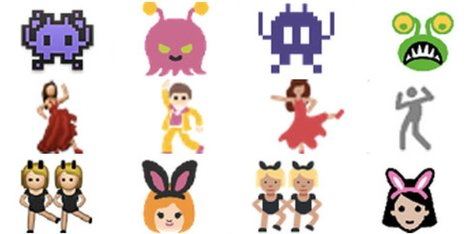 How Emoji Get Lost In Translation | What would you lose if nobody translated? | Scoop.it
