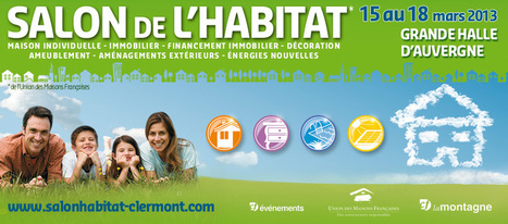 Salon de l'habitat, Clermont-Ferrand | En vrac... et encore plus! | Scoop.it