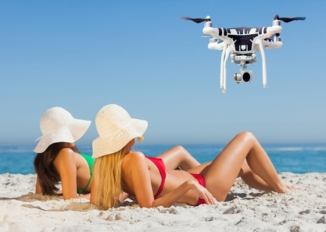 Drone Privacy Is About Much More Than Protecting Sunbathing Teenagers | critical reasoning | Scoop.it