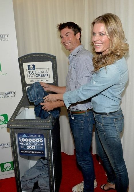 Denim Recycling Goes Big | Sustainable products | Scoop.it