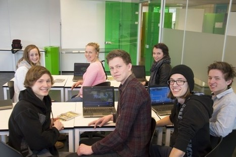 Literature, Ethics, Physics: It's All In Video Games At This Norwegian School | Games and education | Scoop.it
