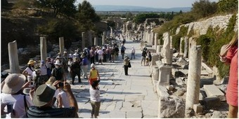 Ephesus – The History of this Ancient City - Fethiye Times | Ancient Greek Religion | Scoop.it