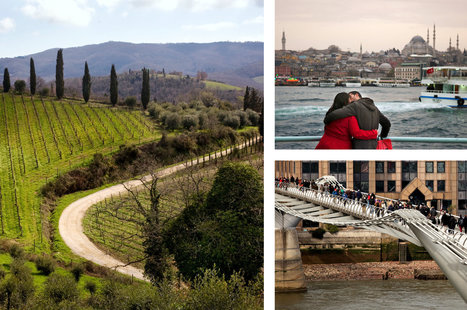 Europe, in 9 Walks | Ideas and other passions | Scoop.it
