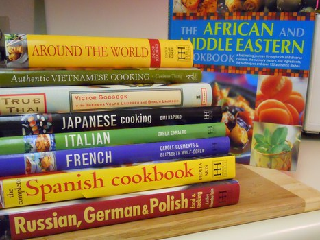 Is It Simple or Difficult to Translate Recipes? | here and there | Scoop.it
