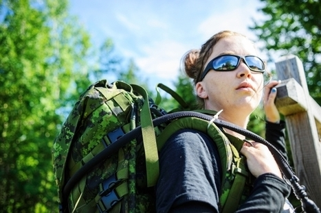 DND says no to soldier's walk to raise money for injured veterans | Sizzlin' News | Scoop.it