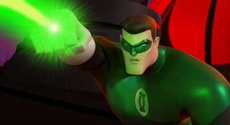 "'Green Lantern: The Animated Series' Preview Clips & Images - Screen Rant | ""Cameras, Camcorders, Pictures, HDR, Gadgets, Films, Movies, Landscapes"" 