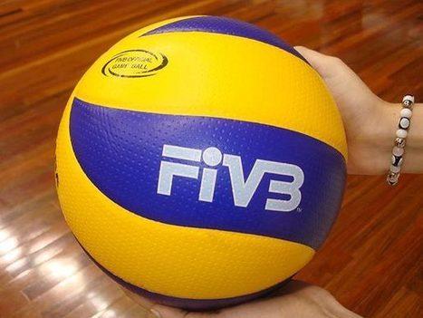 A bola de Voleibol | Volei | Scoop.it