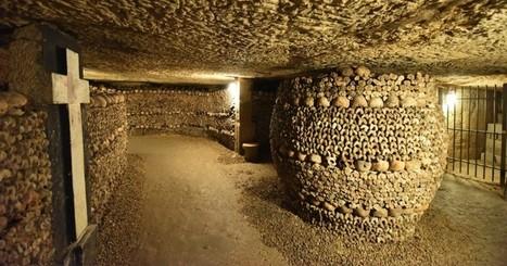 Des catacombes découvertes sous La Défense | Defense-92.fr | Ce qui nous fascine | Scoop.it