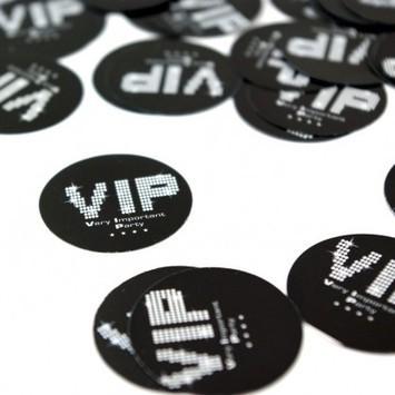 Confettis de Table VIP | Cbodeco.com - Boutique Festive | Scoop.it