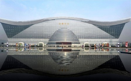 The World's LARGEST Building Opens in China | The Architecture of the City | Scoop.it