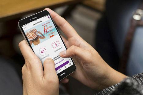 M-commerce : Marionnaud lance une nouvelle application mobile   Luxe 2.0 - Marketing digital - E-commerce   Scoop.it