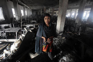 Global retailers shamed after another garment fire in Bangladesh | Southmoore AP Human Geography | Scoop.it