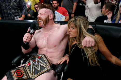 10 BiggestCreative Mistakes WWE Committed In 2015 | Strange days indeed... | Scoop.it