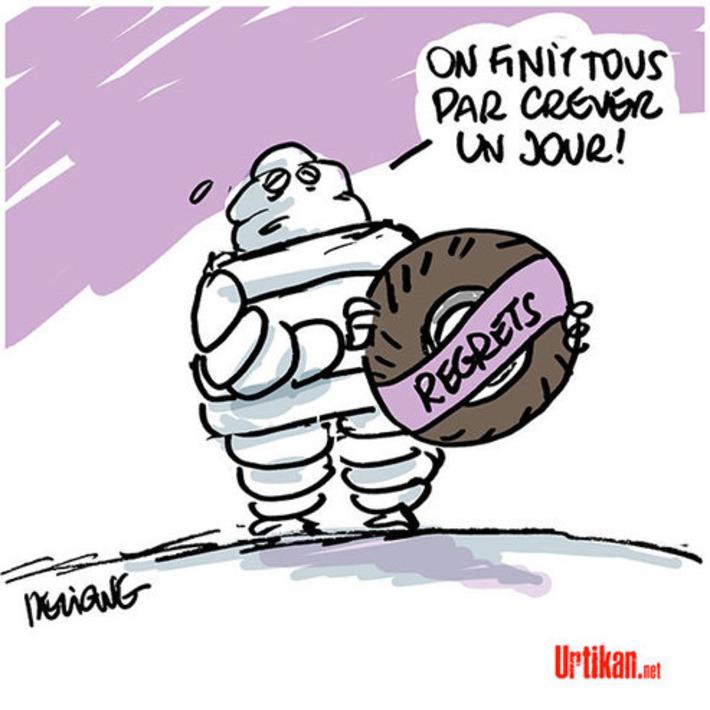 François Michelin, ancien gérant du groupe, est mort à l'age de 88 ans | Baie d'humour | Scoop.it