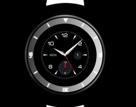 LG will reveal a circular smartwatch next week to compete with the Moto 360 | Nerd Vittles Daily Dump | Scoop.it