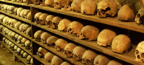 The Rothwell Charnel Chapel and Ossuary Project | Archaeology News | Scoop.it