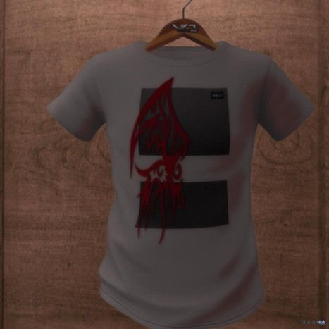 T-Shirt Wings For Men Group Gift by HooLigan Ink   Teleport Hub - Second Life Freebies   Second Life Freebies   Scoop.it