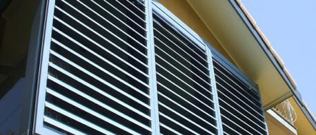 jaluzele orizontale exterioare adaugă umbrire perfectă în înspre acasă sau la biro | Jaluzele Orizontale Exterioare | Scoop.it