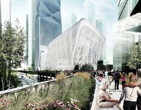 15 Hudson Yards and the Future of New York City - SERIOUS WONDER | Futurewaves | Scoop.it