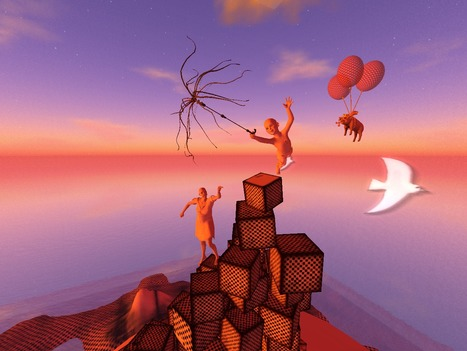 One last glimpse   Crash Test Dummies in Second Life   Scoop.it