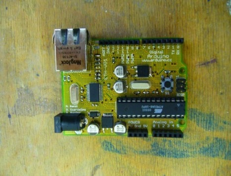 Rewind: A look back at some of the original Arduino prototypes | Raspberry Pi | Scoop.it