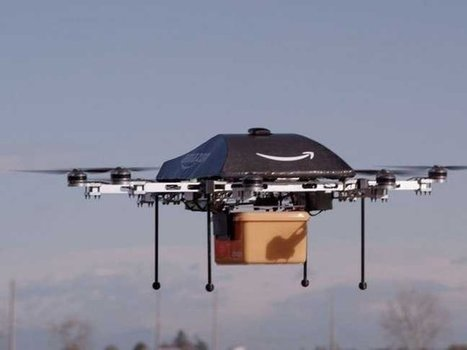 First Victim of Amazon Drones: The Credibility of CBS and 60 Minutes | Scott's Linkorama | Scoop.it