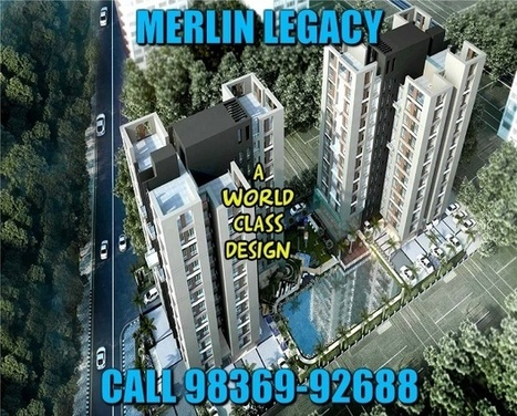 Merlin Legacy CIT Road Kolkata | Real Estate | Scoop.it