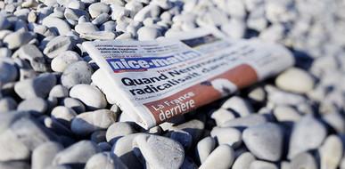 """Nice-Matin"", un journal dans la tempête   DocPresseESJ   Scoop.it"