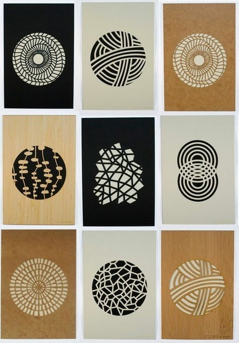 Cool Patterns - Socialphy   Inspiring Creativity   Scoop.it