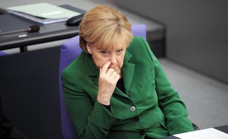 L'Allemagne, bonne fille, sauve la zone euro pour la semaine, et l'Europe respire | Union Européenne, une construction dans la tourmente | Scoop.it