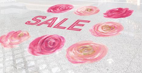 Floor Graphics: Enhancing the World Underfoot | Smartpress.com | Branding & Marketing for Businesses | Scoop.it