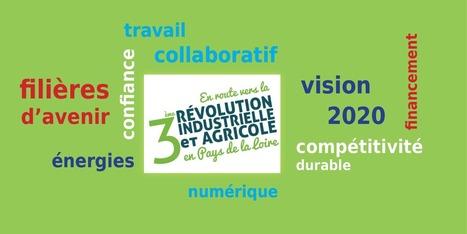 3ème révolution industrielle et agricole (TRIA) en Pays de la Loire : Angers, 24 novembre 2014 | Chimie verte et agroécologie | Scoop.it