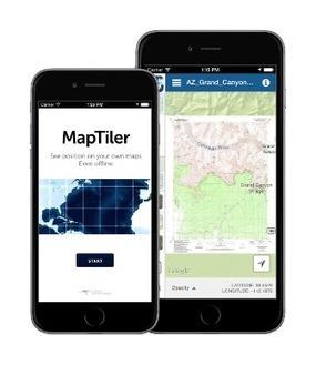 MapTiler - Herramienta de mapas geográficos | Educacion, ecologia y TIC | Scoop.it