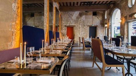 Saint-Valentin : les 5 tables #cœur à réserver à Paris | MILLESIMES 62 : blog de Sandrine et Stéphane SAVORGNAN | Scoop.it