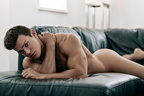 STOP AND STARE A NEW BEN TODD CAPTURED BY HAYDEN SU FOR FASHIONABLY MALE | THEHUNKFORM.COM | Scoop.it