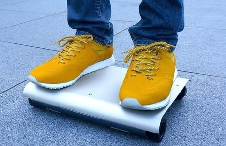 WalkCar: le moyen de transport de demain | Ressources pour la Technologie au College | Scoop.it