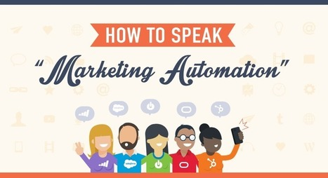 14 Different Terms Used Across Marketing Automation Platforms | Marketing Technology | marketing automation | Scoop.it