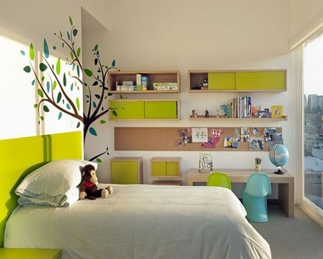 Easy To Do Things for Your Kids Room | Real Estate | Scoop.it