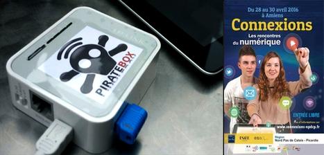 #Connexions #Amiens #PirateBox #BiblioBox kézako ? avec l'excellent @rheinandco de @reseau_canope | Ressources Ecole | Scoop.it