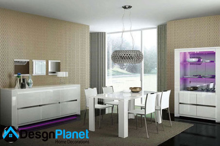 Contemporary Dining Room Furniture Designs - Home Decorations | Home decorating | Scoop.it