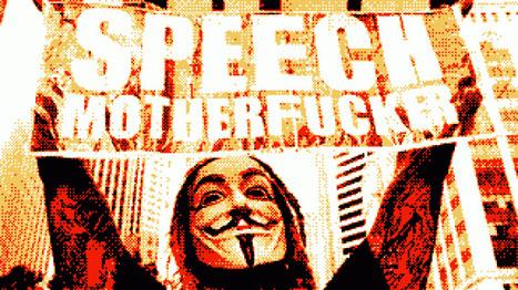 Documentaire WE ARE LEGION : Les Anonymous sortent de l'ombre | Libertés Numériques | Scoop.it